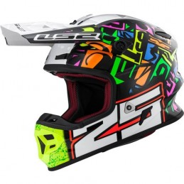 CASCO LS2 MOTOCROSS MX456...
