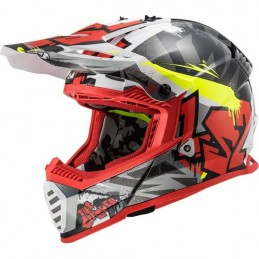 CASCO LS2 MX437 FAST CRUSHER