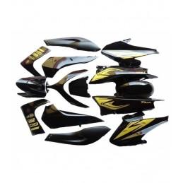 Plasticos para TMAX 500 08-12