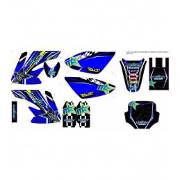 Adhesivos para moto crf70...