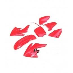 Plasticos para crf70...