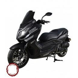 Moto Malcor MCT 125 Negro Mate