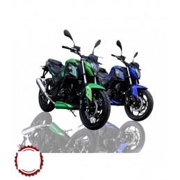 Moto Malcor Furious 125